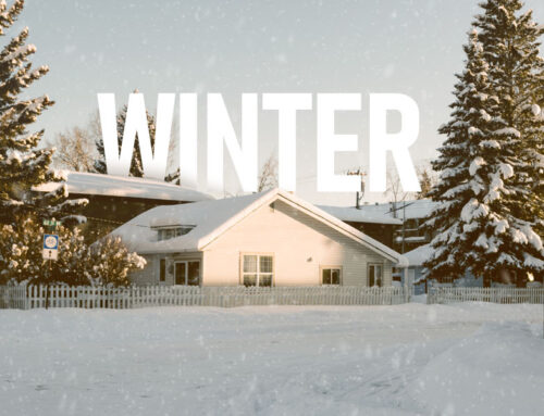Buying and Selling a Home in the Winter